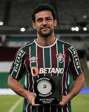 Fred entra no top 20 dos maiores artilheiros da Libertadores