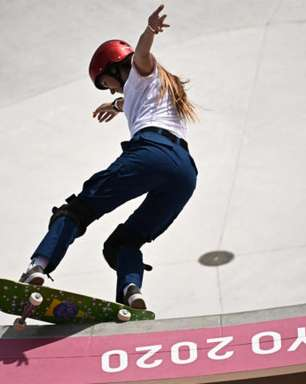 Skate Park: Dora Varella e Yndiara Asp terminam nas últimas colocações na final e não conseguem medalha