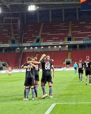 Benfica de Jorge Jesus marca com Gilberto e vence o Spartak Moscou na Champions League