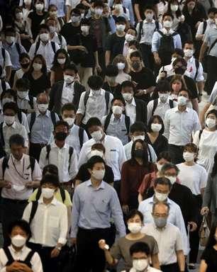 Japão vê disseminação inédita da Covid e recorde de casos em Tóquio