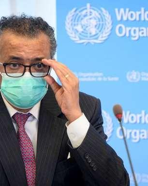 OMS pede moratória sobre doses de reforço de vacina contra Covid-19 até final de setembro