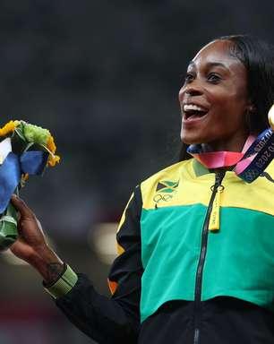 Campeã olímpica é banida do Instagram por dois dias