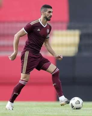 Capitão do Al-Faisaly, Igor Rossi avalia pré-temporada na Europa: 'Muito crescimento'