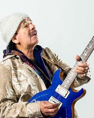 Carlos Santana assina com a BMG e anuncia novo álbum