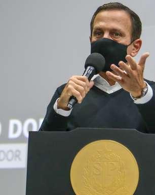 Bolsonaro pagará pela segurança, diz Doria sobre motociata