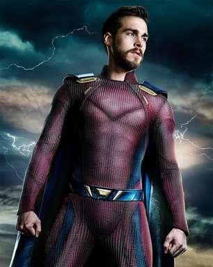 """Vazamentos do set revelam volta de Mon-El no final de """"Supergirl"""""""
