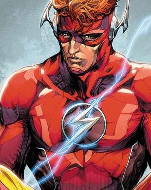 Curioso problema complica vida pessoal do Flash em novos quadrinhos da DC