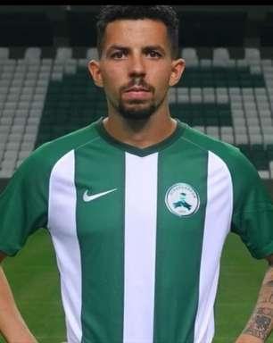 Flávio celebra chegada ao Giresunspor: 'Confiante para desempenhar meu melhor futebol'