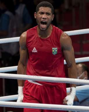 Hebert Conceição vence russo e fará final no boxe em Tóquio