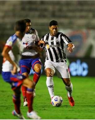 Apesar da eliminação, Bahia volta a marcar gols após cinco partidas
