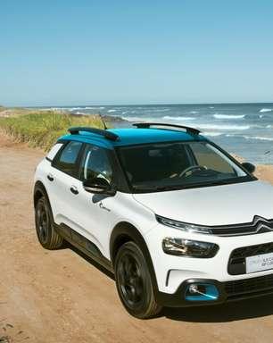 Citroën cresce 43% em vendas no acumulado de 2021; confira os dados