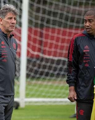 De volta após demissão, Marcelo Salles comanda o Flamengo com respaldo de Renato e ótimos números