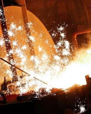 Encomendas à indústria alemã se recuperam, mas gargalos no fornecimento ainda pesam