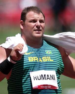 Sem medalha, Darlan lamenta obstáculos em preparação final