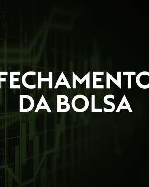 Ibovespa fecha em baixa, mas disparada de ações da Petrobras limita perdas