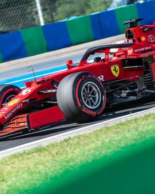 """Chefe vê Ferrari em posição privilegiada na Fórmula 1: """"Temos a melhor dupla do grid"""""""