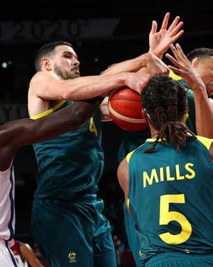 EUA batem Austrália e avançam à final no basquete masculino