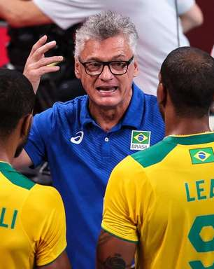 "Renan analisa ""apagão"" do Brasil no terceiro set da derrota"