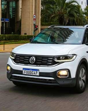 Volkswagen T-Cross fica mais caro e encosta nos R$ 140 mil