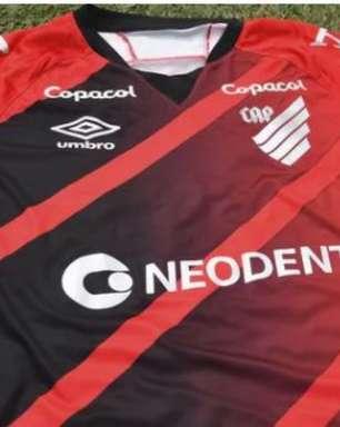 Athletico oficializa novo patrocínio master
