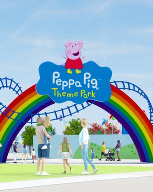 Está planejando viajar? Parque da Peppa Pig pode ser o destino de 2022
