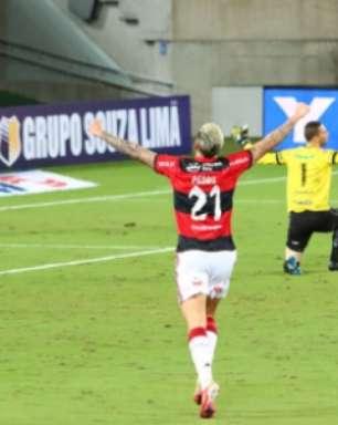VÍDEO: veja o gol da vitória do Flamengo sobre o ABC na Copa do Brasil