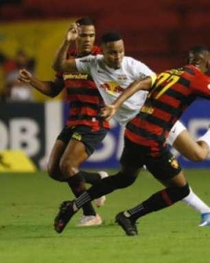 Em jogo morno, Sport e Red Bull Bragantino ficam no empate sem gols