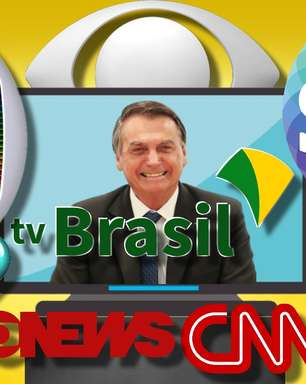 Bolsonaro ignora canais aliados ao preferir TV que dá 0,2