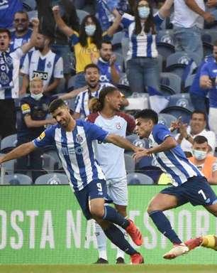 Em estreia tranquila no Campeonato Português, Porto vence o Belenenses; Pepê, ex-Grêmio, faz primeiro jogo