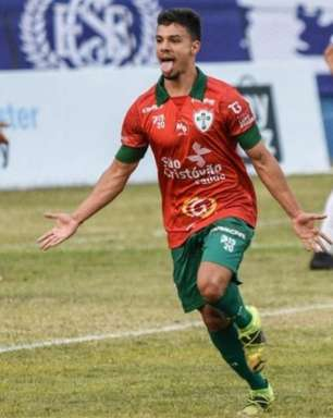 Emprestado pelo São Paulo, Miguel Augusto estreia com gol importante pela Portuguesa