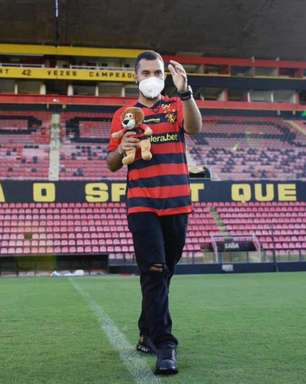 Homofobia contra Gil do Vigor segue silenciada no Sport: 'Nada mudou'