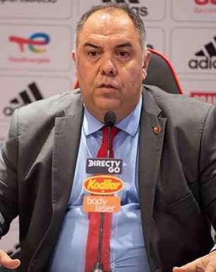 Marcos Braz nega negociação entre Flamengo e David Luiz