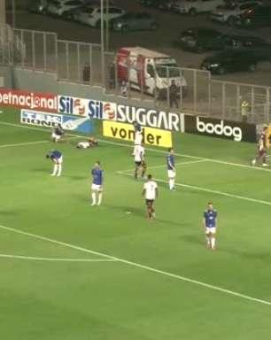 SÉRIE B: Gols de Cruzeiro 2 x 2 Vitória