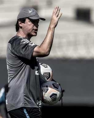 Santos deve repetir time titular para duelo com o Libertad