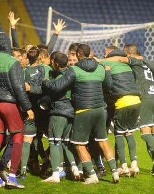 Guarani vence e cola na liderança da Série B