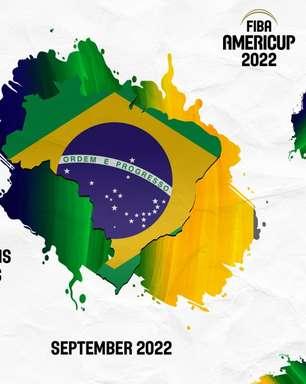 Fiba escolhe o Brasil como sede da próxima Americup, em 2022