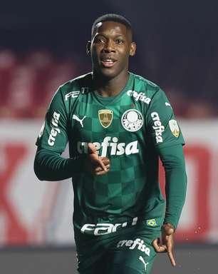 Patrick de Paula se destaca pelas finalizações no Palmeiras