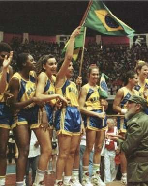 Ouro do basquete feminino no Pan de Havana-1991 faz 30 anos