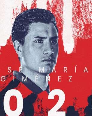 Atlético de Madrid confirma renovação com Giménez