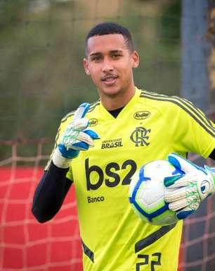 Goleiro reserva do Flamengo relata racismo no Paraguai