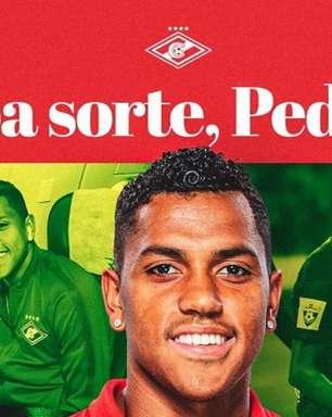 Atacante Pedro Rocha é o novo reforço do Athletico-PR