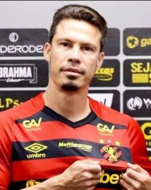 Hernanes estreia contra o Flamengo e 'garante' que 87 é do Sport: 'Não tem conversa'