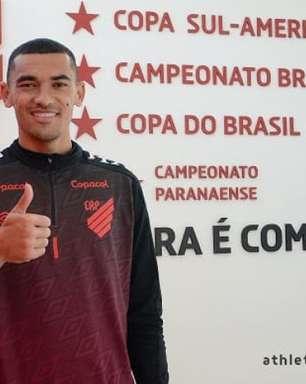 Santos é a novidade do Athletico para encarar o Cuiabá