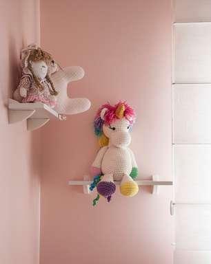 Ideias fáceis para inserir crochê e tricô na decoração do quarto infantil