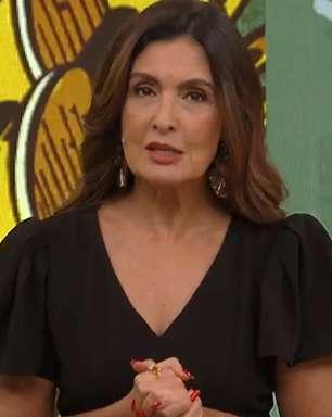 Fátima Bernardes vai continuar afastada do 'Encontro'