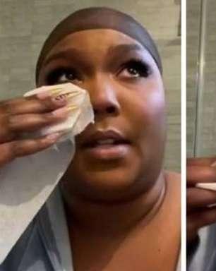 Lizzo chora por ataques racistas e gordofóbicos após clipe