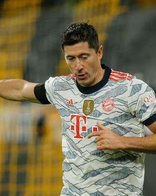 Robert Lewandowski quer sair do Bayern de Munique