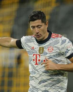 Bayern vence o Dortmund e conquista a Supercopa da Alemanha