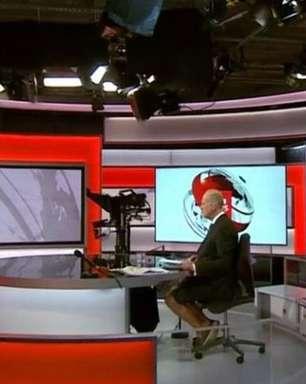 6 âncoras 'flagrados' usando bermuda durante o telejornal