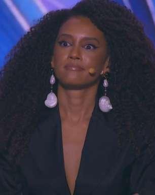 Taís Araújo faz comentário inusitado na Globo sobre Fiuk